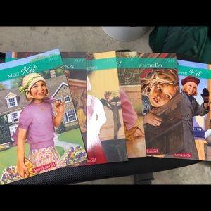 American Girl Doll Kit Book Series
